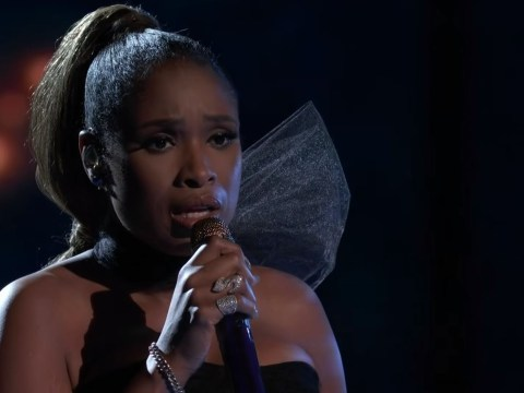 Why has Jennifer Hudson left The Voice?