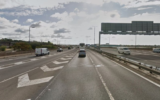m6 birmingham Young migrant boy found wandering on M6 doesn't even know which country his parents are in