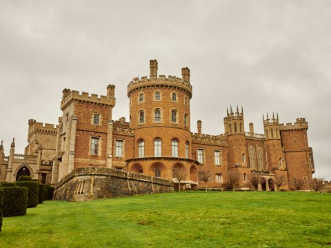 You can spend your New Year's Eve in the castle which features in The Crown