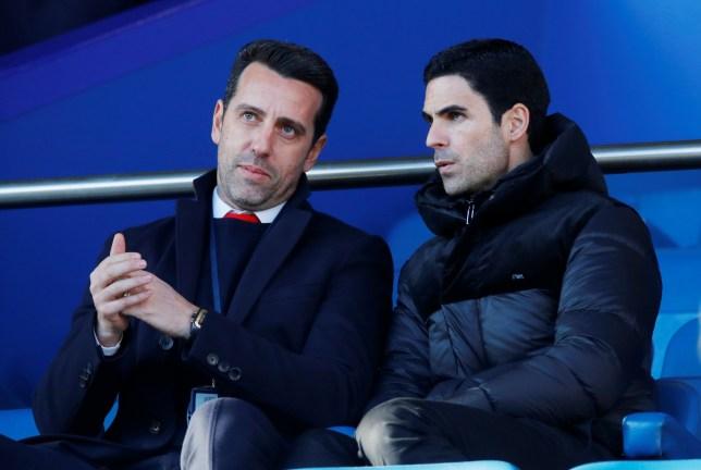 Edu played a key role in bringingSandro Orlandelli back to Arsenal