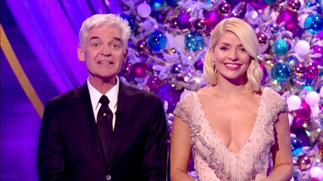 Dancing on Ice at Christmas 22.12.19 (Picture: ITV)