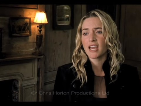 I hereby start my campaign to make Kate Winslet's What If a Christmas classic
