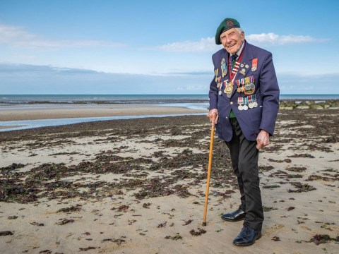 D-Day veteran dedicates MBE to the 22,000 'marvellous' men who didn't come home