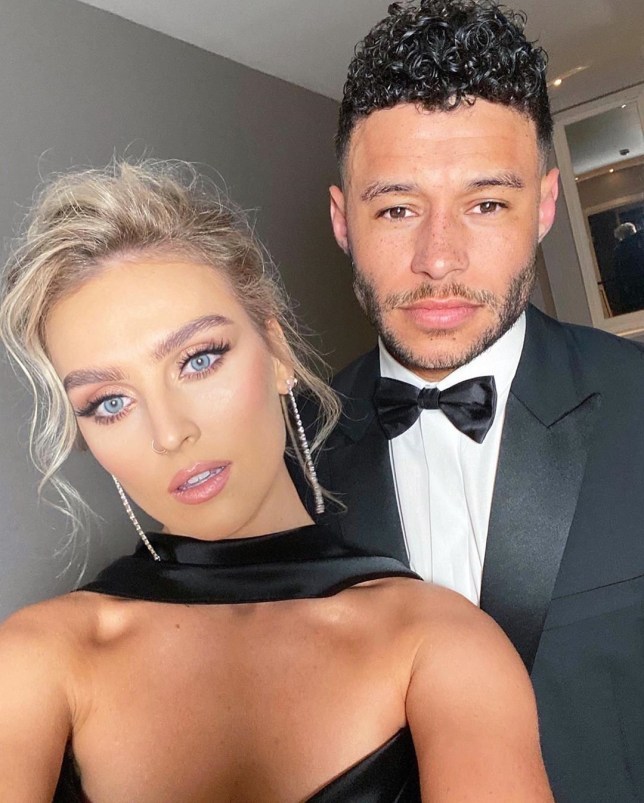 Perrie Edwards Instagram Alex Oxlade-Chamberlain