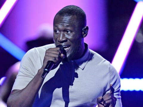 Stormzy has had it with people mocking him for 'stuttering' interview after Maya Jama confession