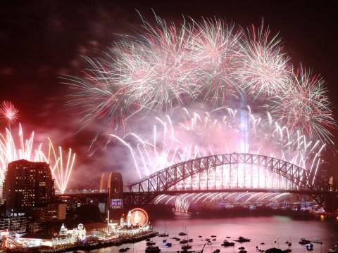 Sydney enters 2020 with huge firework display despite raging bushfires
