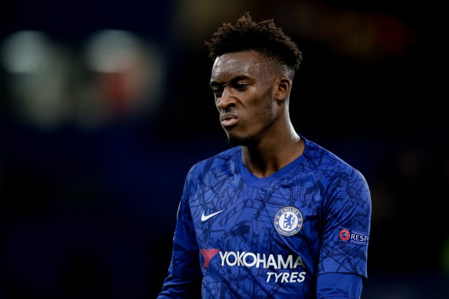 Frank Lampard has refused to criticise Callum Hudson Odoi after Chelsea's defeat to Southampton