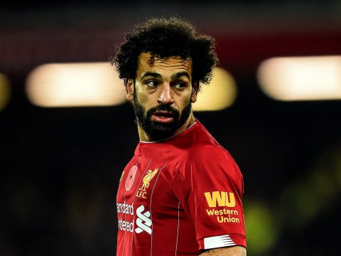 Jurgen Klopp explains why Mohamed Salah has been dropped for Liverpool vs Everton
