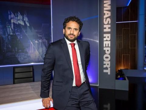 The Mash Report's Nish Kumar announces show will film from host's home amid coronavirus isolation