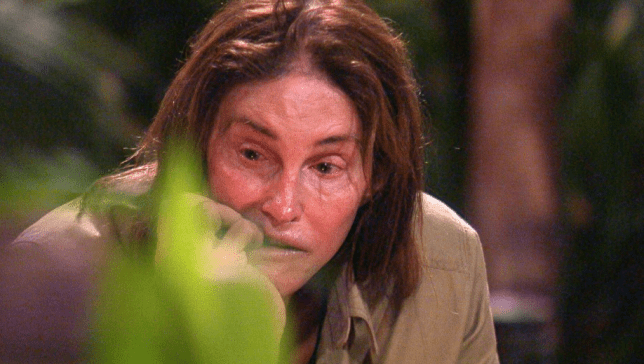 I'm A Celebrity's Caitlyn Jenner receives letter from home from mysterious sender