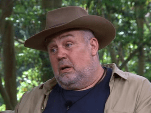 I'm A Celebrity's Cliff Parisi confesses to smuggling contraband in pants as he becomes third star voted off