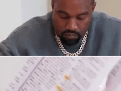 Kanye West makes Kim Kardashian highlight words in the dictionary for fun and the internet is baffled