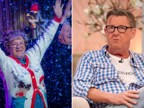Mrs Brown's Boys' Brendan O'Carroll reveals how Corrie legend Kevin Kennedy will appear in Christmas special