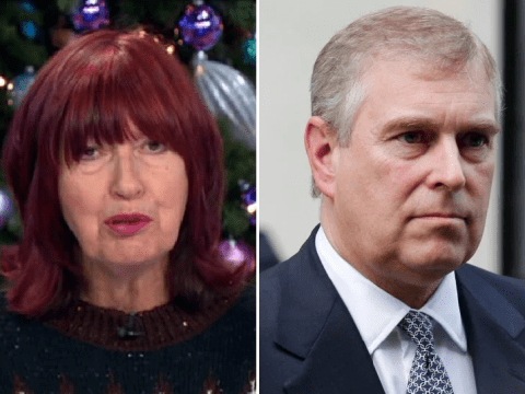 Prince Andrew should spread Christmas cheer with mince pies amid sexual assault allegations, according to Janet Street Porter
