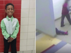 Bullied boy, 8, was 'knocked unconscious' in school bathroom two days before his suicide