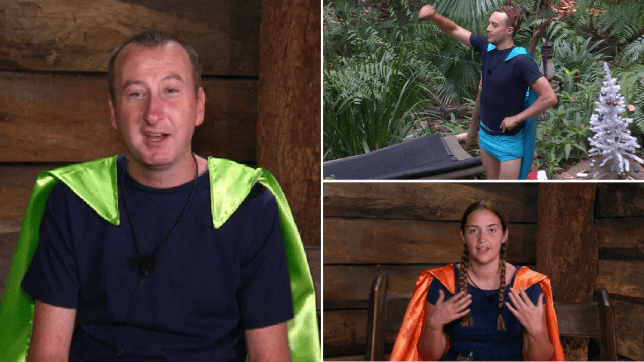Andrew Whyment still favourite for I'm A Celebrity crown ahead of tonight's final