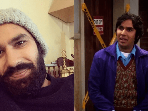 The Big Bang Theory's Kunal Nayyar is the positive vibes we all need ahead of 2020