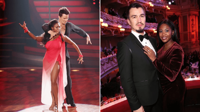 Motsi Mabuse understands Strictly curse – because she left husband for her dance partner