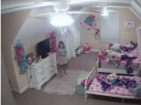 Creep hijacked camera in little girl's bedroom then said: 'I'm your best friend'