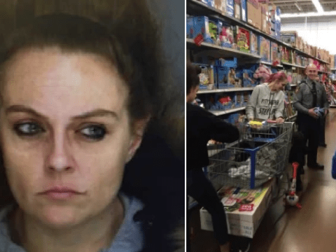 'Idiot decided to go shoplifting at 'shop with a cop' event crammed with police officers'