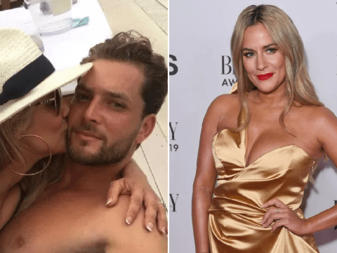 Inside Caroline Flack and Lewis Burton's relationship as Love Island host charged with assault