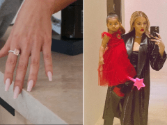 Khloe Kardashian wears Tristan Thompson ring as he tries to 'win her back'