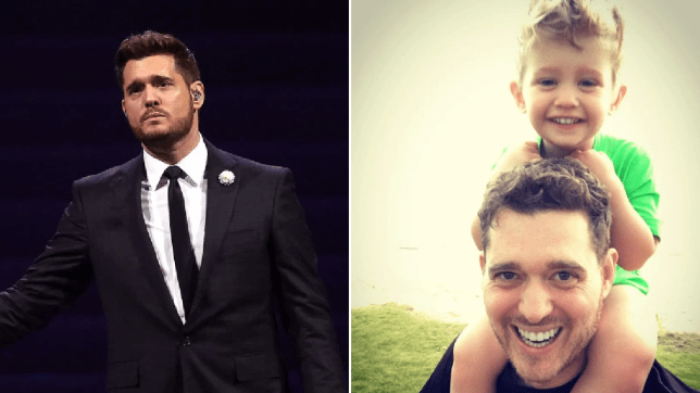 Micheal Buble took time off to care for son after cancer diagnosis