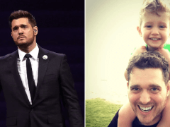 Bosses warned Michael Bublé taking time off to care for son with cancer could cost career
