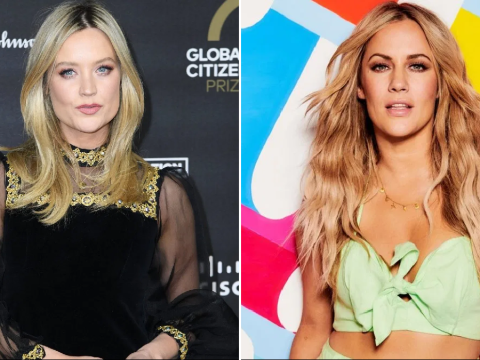 Laura Whitmore in 'secret meeting' with Love Island producers 'hours' after Caroline Flack quit over assault charge