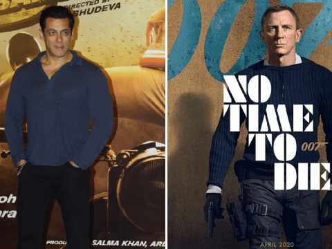 Bollywood legend Salman Khan 'would consider' replacing Daniel Craig in James Bond if they switch 007 up