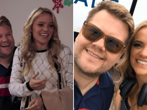 Gavin and Stacey's Laura Aikman shares behind-the-scenes video with James Corden and Rob Brydon singing Tom Jones after Christmas special