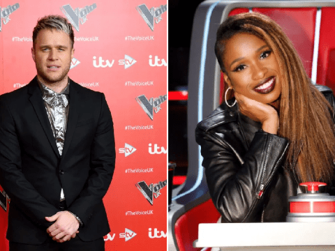 The Voice 2020: Olly Murs reveals some singers wouldn't have been turned away if Jennifer Hudson was still a judge