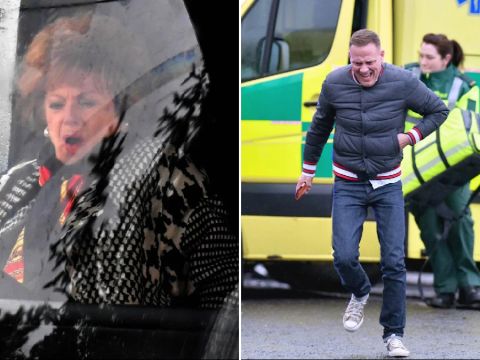 Coronation Street spoilers: Blackpool bus crash drama for Rita Tanner