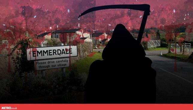 Emmerdale death