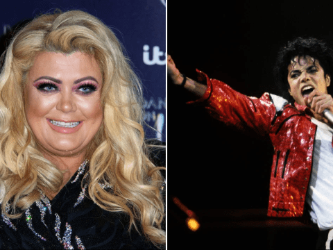 Gemma Collins compares herself to Michael Jackson as she's 'mobbed in shopping centres'