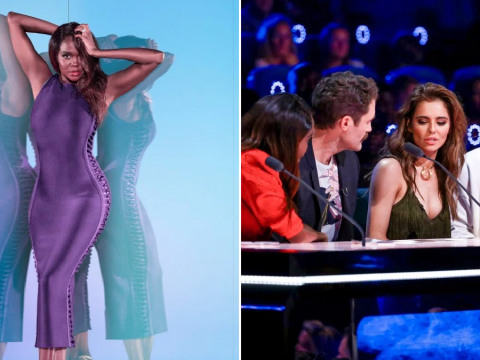 Oti Mabuse halted The Greatest Dancer production after breaking down in tears over new twist