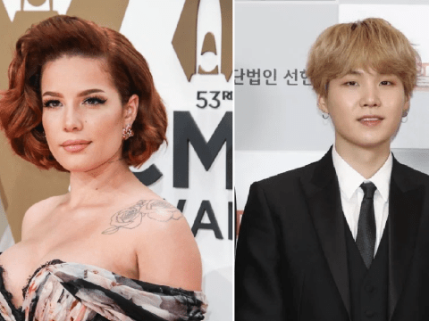 Halsey reveals new song Suga's Interlude and fans are obsessed with her collab with the BTS star