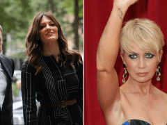Lysette Anthony blasts Harvey Weinstein's lawyer and calls for celebrities to come forward