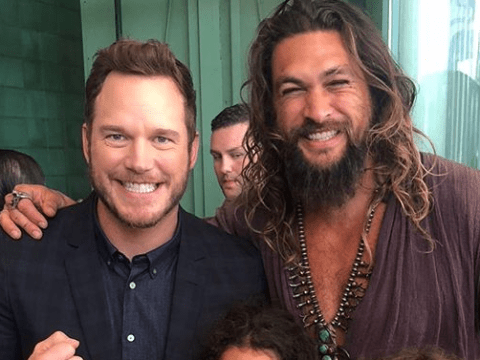Jason Momoa apologises to Avengers' Chris Pratt after calling him out over single-use plastic