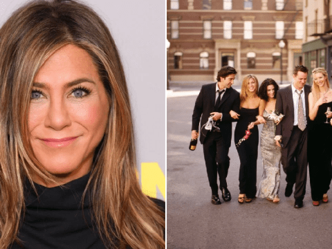 Jennifer Aniston insists Friends cast are 'trying' to make reunion happen