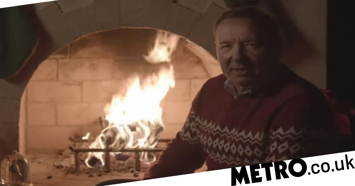 Kevin Spacey returns as Frank Underwood urging to 'kill people with kindness'