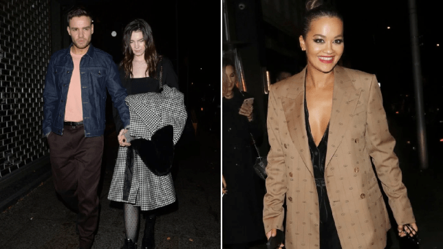 Liam Payne hits the club with Rita Ora and girlfriend Maya Henry after album is panned by critics