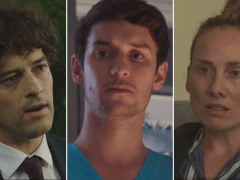 10 huge spoilers from the Holby City winter trailer