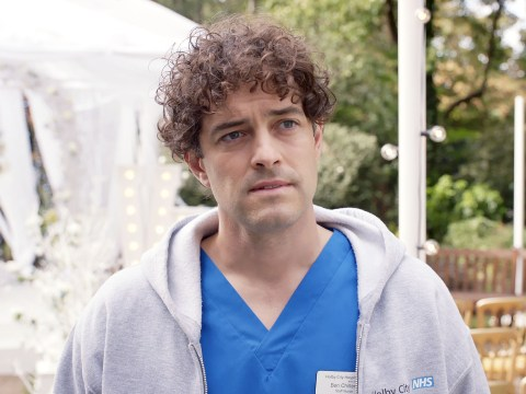7 Holby City spoilers: Lofty gets cold feet over wedding vow renewal ahead of exit