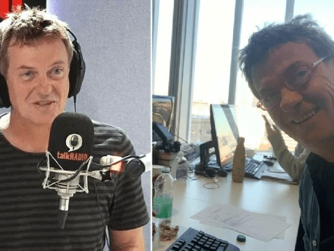 Matthew Wright returns to TalkRadio and signs new contract after denying he was 'sacked'