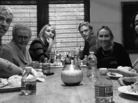 Miley Cyrus and Cody Simpson sneakily spent their first Thanksgiving together