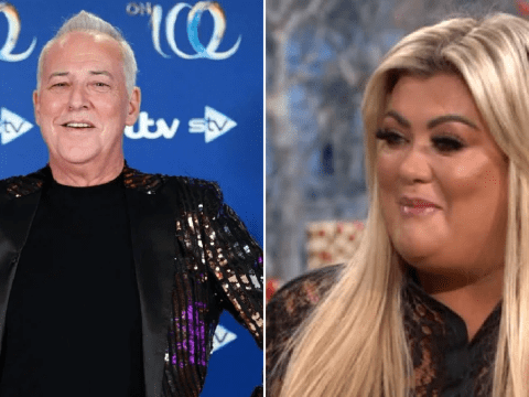 Gemma Collins takes swipe at Michael Barrymore as he quits Dancing On Ice
