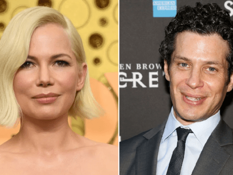 Michelle Williams 'pregnant and engaged' to Hamilton director Thomas Kail eights months after marriage split