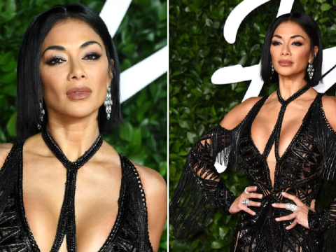 Nicole Scherzinger dares to bare at Fashion Awards 2019 after Pussycat Dolls X Factor performance hit with complaints