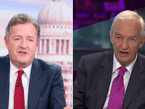 Piers Morgan and Channel 4's Jon Snow top Ofcom's most complained about TV moments of 2019 list